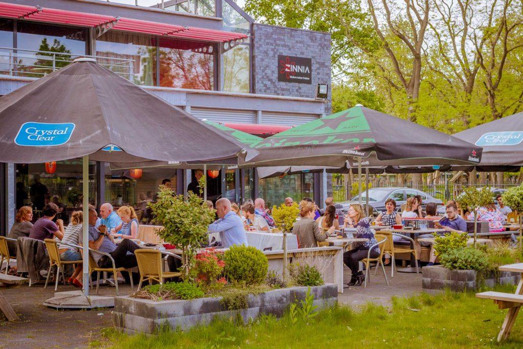 Restaurant Zinnia | Modern Asian Cuisine | Utrecht